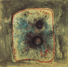 Painting / Wols / 1944