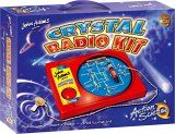 John Adams Crystal Radio Kit  Wireless technology  http://www.comparestoreprices.co.uk/science-and-discovery-toys/john-adams-crystal-radio-kit.asp