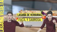 ¿Cómo hacer LASAÑA vegetariana en casa? // Fácil y riquísima 😜 - YouTube Youtube, How To Make, Veggie Lasagna, Family Meals, Vegetables, Cooking, Youtubers, Youtube Movies