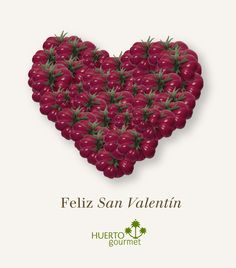 #Huertogourmet #sanvalentin #valentine day