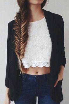 I love the hair