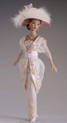 """Tonner TW """"HOPE' Lmt 500 Rosalie  Whyel Museum of Doll Art EXCLUSIVE NRFB #TONNER"""