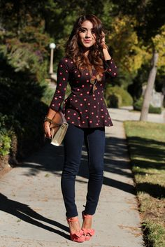 Petite fashion bloggers :: Dulce Candy :: Pinpoint