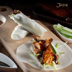 Discover the exclusive oriental dishes awaiting you at #Jade. We promise you nothing but authentic mainland fare!
