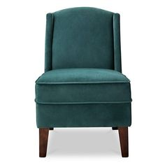 """$179.99  Dimensions: 34.25 """" H x 22.0 """" W x 29.7 """" D  Threshold™ Modified Wingback Chair"""