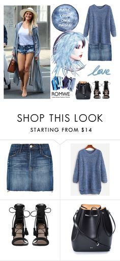 """Make your own magic"" by nicoleaurelia ❤ liked on Polyvore featuring Frame Denim, Zimmermann and N°21"