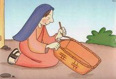 La vie de Moïse - Levangelisation (section Enfants)