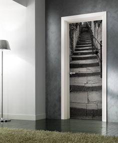 UNIQUE LOOKS WITH AMAZING DOOR MURAL SCENERIES