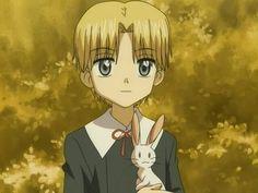 Gakuen Alice - Luka