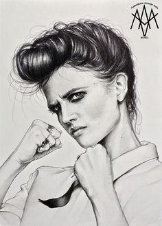 #evagreen #antoniettaarnonearts #portrait #drawing #realistic #draw #celeb #pennydreadful #eva #green #actress #fanart #celebrity #drawart #pencil #pen #artwork #disegno #artnerd #realism #blackandwhite #amazingart #drawings #drawn