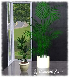 Plants set by dorosimfan1 - Sims 3 Downloads CC Caboodle  Check more at http://customcontentcaboodle.com/plants-set-by-dorosimfan1/