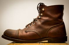 Red Wing Boots <3