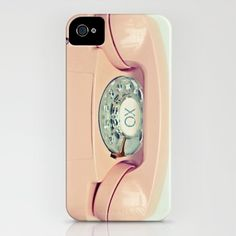 Party Line iPhone case by Simplyhue