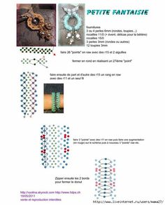 Schemes beads | Entries in category schemes beads | Blog Alla1505: LiveInternet - Russian Service Online Diaries