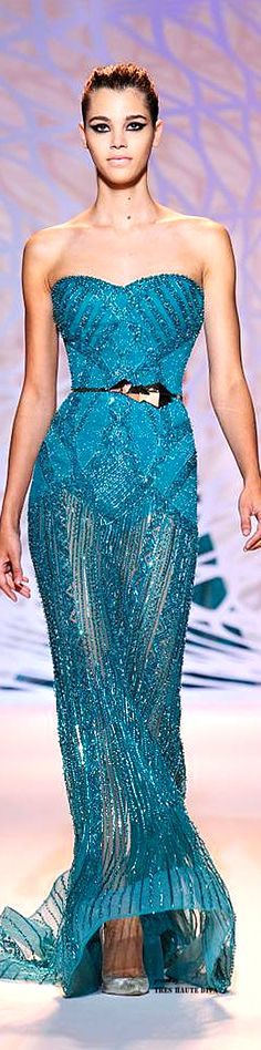 Zuhair Murad Haute Couture Fall/Winter 2014-15 ~LadyLuxury~