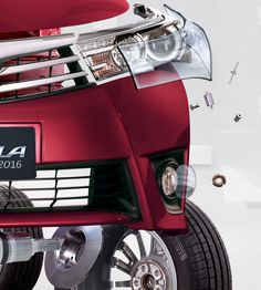 Toyota Corolla 2016 - Launch Campaign- detail