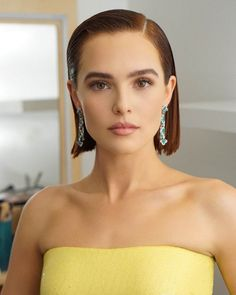 Side Part Hairstyles, Slick Hairstyles, Short Hairstyles For Women, Celebrity Short Hair, Asian Short Hair, Short Hair Celebrities, Elegant Short Hair, Short Hair Model, Short Slicked Back Hair