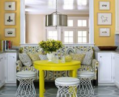 8 solutions for no dining room space.