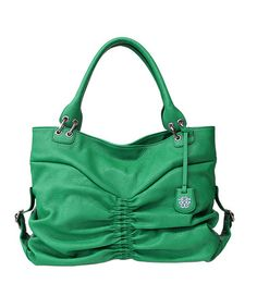 Another great find on #zulily! Emerald Trish Tote by Jessica Simpson Collection #zulilyfinds