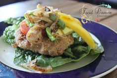 Tex-Mex Gluten Free Turkey Burgers | Food L'amor | Homemade Food | Homemade Love #glutenfree #paleo #healthyrecipes
