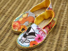 Mini-Espadrilles #prymcontest Bunt, Moccasins, Clothes, Fashion, Espadrilles, Sewing For Kids, Taschen, Penny Loafers, Outfits