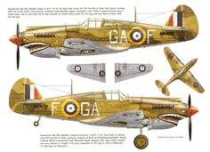Ww2 Aircraft, Military Aircraft, Scale Models, Aircraft Painting, Ww2 Planes, Camouflage, Battle Of Britain, Royal Air Force, Nose Art