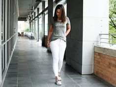 Gray and White | My Every Day Lifestyle