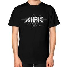 AFK Signature Edition Unisex T-Shirt (on man)
