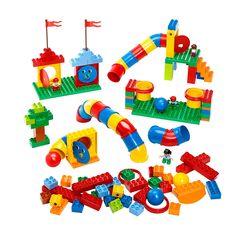 """LEGO Education DUPLO Tubes Experiment Set - Lego Education - Toys """"R"""" Us"""