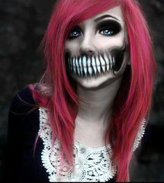 horror makeup - Google Search