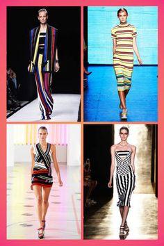 【12】Bold Stripes ストライプ