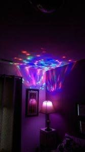 """""""I really love the look and my kids enjoy it too"""" More and more people are saying their children love it. Would you like to try the new Delightime 2-in-1 LED Disco Light and see if your kids would love it too?"""