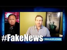 Alex Jones, Mike Cernovich & the Fake War in Syria | Dis-InfoWars, Shill TV
