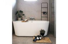 Bilderesultat for badekar Bathtub, Bathroom, House, Decor, Parenting, Standing Bath, Washroom, Decorating, Bath Tub