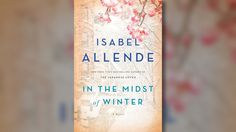 """Chilean Writer Isabel Allende's New Novel, """"In the Midst of Winter,"""" Exa..."""