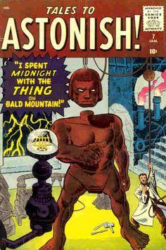 Tales to Astonish #7