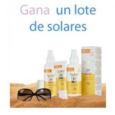 Gana un lote de solares ^_^ http://www.pintalabios.info/es/sorteos-de-moda/view/es/4895 #ESP #Sorteo #Cosmetica