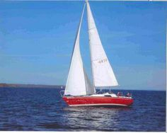 sailboats | Sailboats for sale, 1976 33ft Morgan 33T racer/cruiser boat. Suttons ...