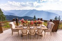 The Sundeck @ The Little Nell in Aspen, Colorado