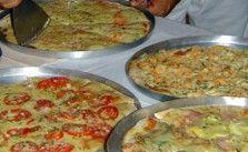 Bateu vontade de fazer uma pizza em casa com sabor de pizza feita na pizzaria? Hoje eu vou te ensinar o segredo da massa, a receita é muito simples. Massa de Pizza Profissional.