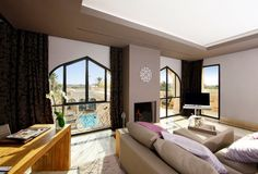 Extravagant retreat of opulence in Marrakech