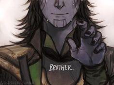Loki..so sad