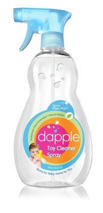 Safe toy cleaner