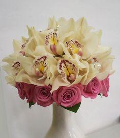storczyk i róża