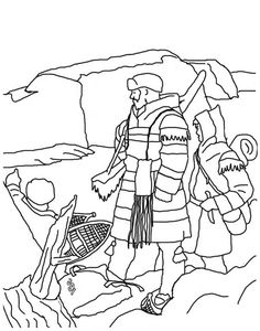 Picture Of Inuit People Coloring Page : Coloring Sky People Coloring Pages, Coloring Pages For Kids, Coloring Sheets, Inuit People, Online Coloring, Folk, Pictures, Sky, Photos