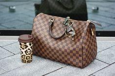 Louis Vuitton Speedy Top Handles N41531 hot sale! Do not miss the chance!