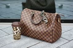 Louis Vuitton Speedy Top Handles N41531 hot sale! Do not miss the chance!