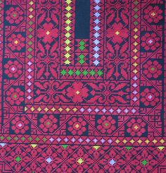 Palestinian Embroideries (98) | by abudheer