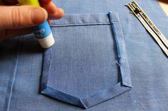 four square walls: my 4 favorite shirtmaking tools