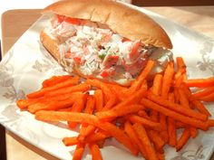 """Mmmmm…seafood. I love it and I would never understand why my hubby does not like it. I don't mind though, more for me. I was having a seafood salad the one day and I thought """"what a great sandwich crab meat would make"""". I saw a lobster sandwich in a magazine and decided that Worcestershire...Read More »"""